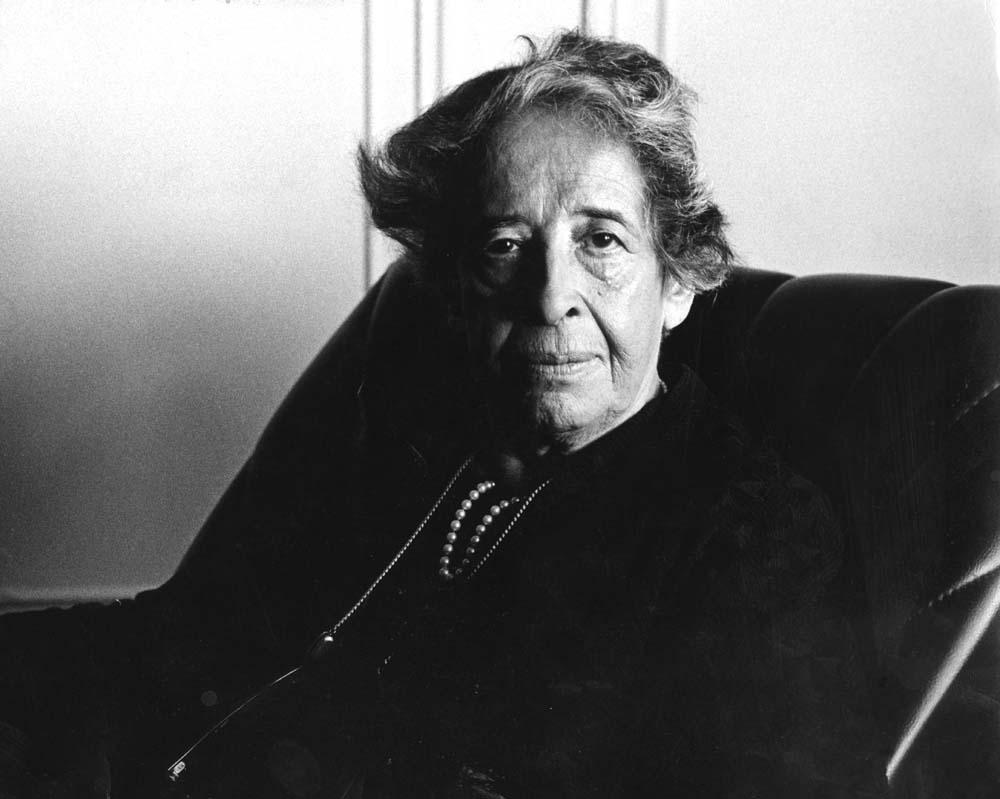 Anke Tijtsma Buro AanZet, Hannah Arendt